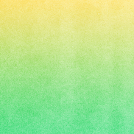 abstract green yellow textured paper background 写真素材