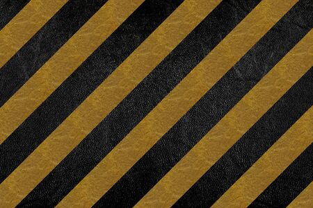 Abstract pattern of grunge recycled leather, traffic pattern photo