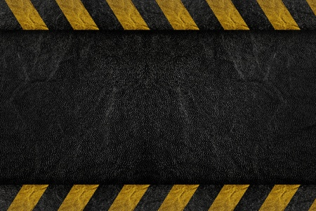 Pattern on road texture with yellow stripe Stock Photo - 10303801