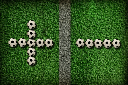 symbol of football - Soccer symbol