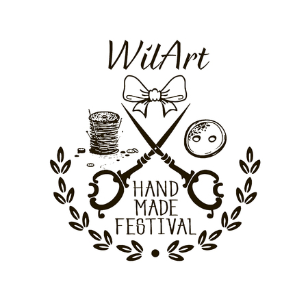 Hand Made Festival icon for Making Company and Personal