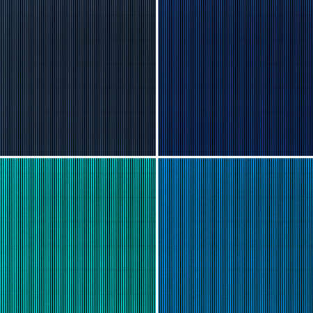 Wavy colored paper texture background set 1