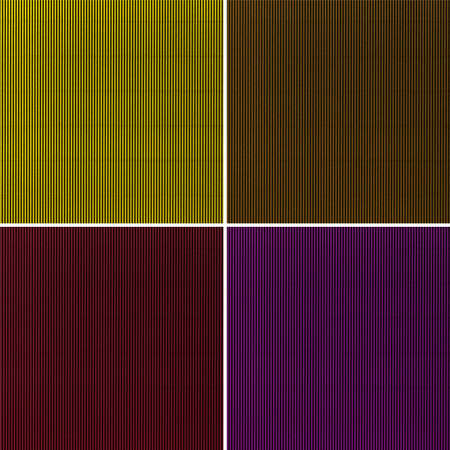 Wavy colored paper texture background set 2