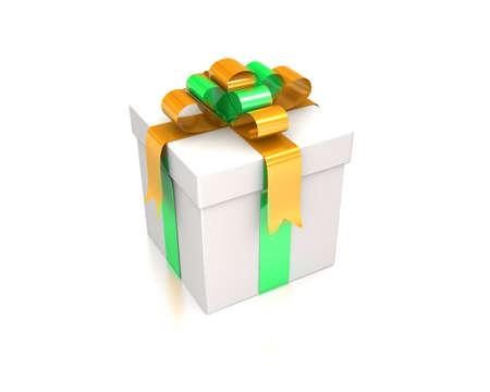 Christmas gift Stock Photo - 7323955