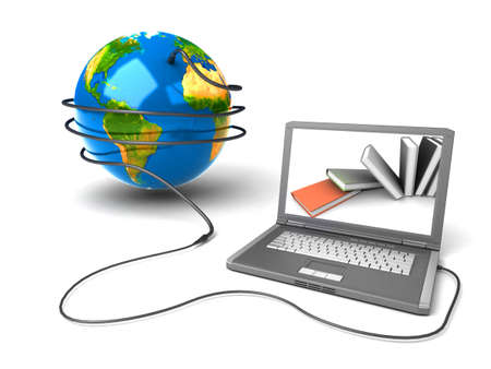 Global network the Internet Stock Photo - 7324286