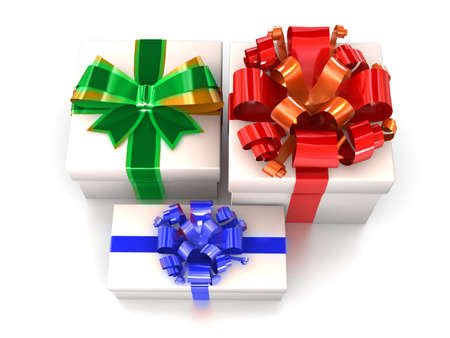 Gifts Stock Photo - 7324262