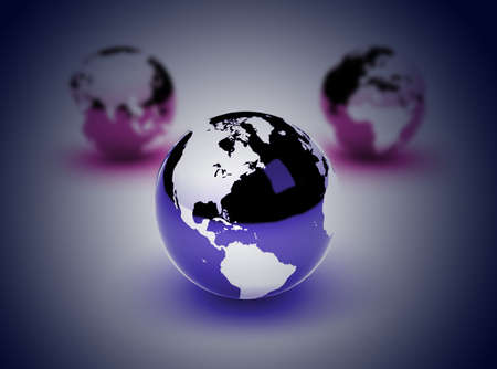 geodesy: Globe