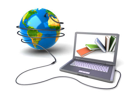 Global network the Internet Stock Photo - 7324301