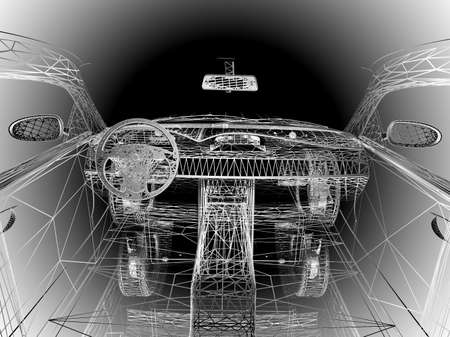 Car model Stock Photo - 7325269