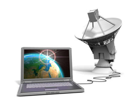 Global communication Stock Photo - 7324231