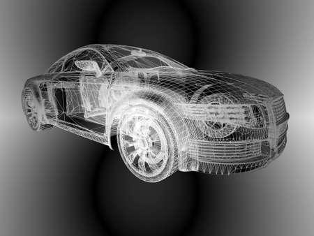 invent: Car model