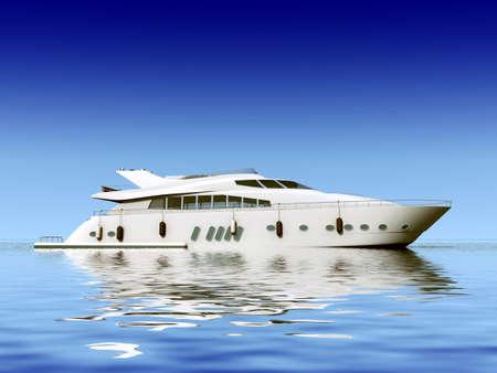 luxury yacht: Luxury Yacht
