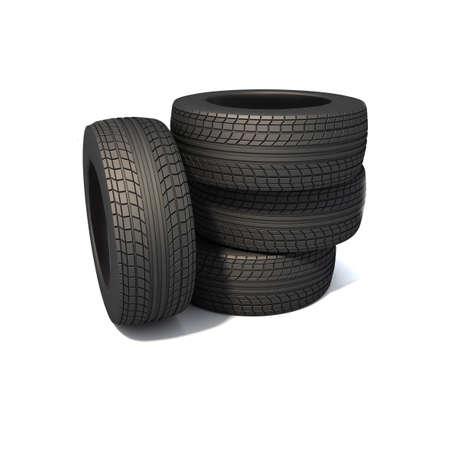 Automobile rubber Stock Photo - 7345483