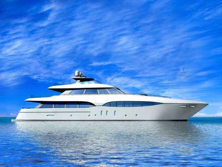 super yacht: Yacht di lusso