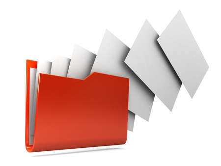 file sharing: Uploading documents from folder.