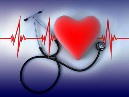 Heart health  Stock Photo - 11049146