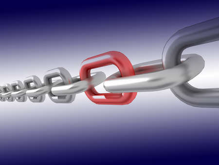 Chain Stock Photo - 11077734