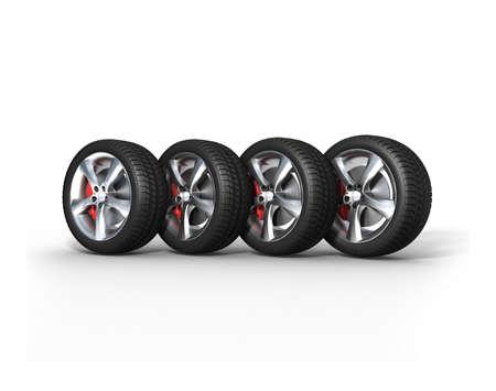 Tyres Stock Photo - 11140618