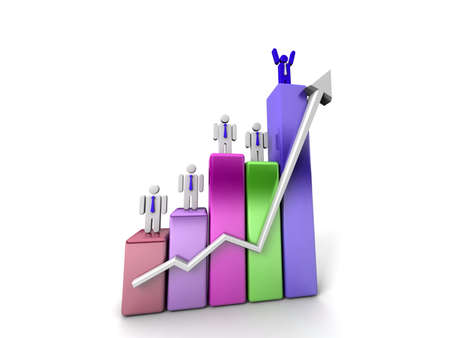 Business growth  photo
