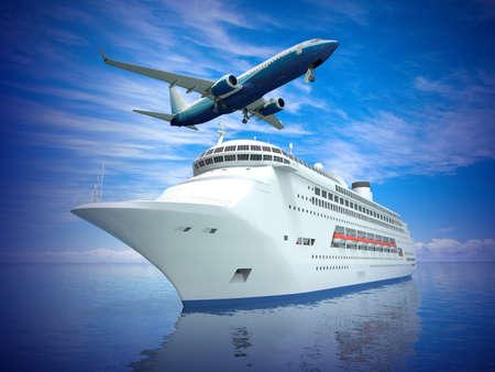 luxury yacht: Transportation