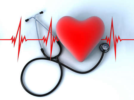 medical icon: Heart health