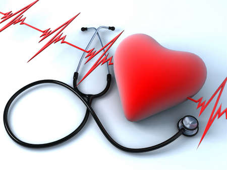 doctor symbol: Heart health