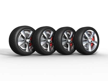 Tyres Stock Photo - 11325739