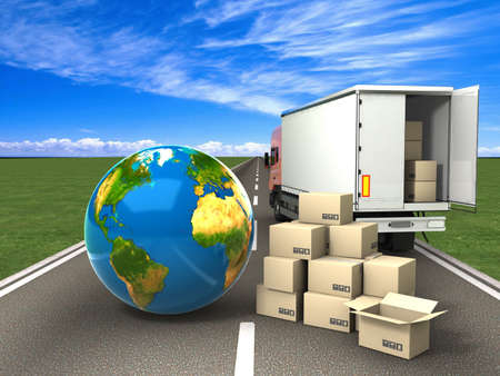 shipping supplies: Transportation