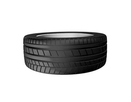 Tyre Stock Photo - 12560126