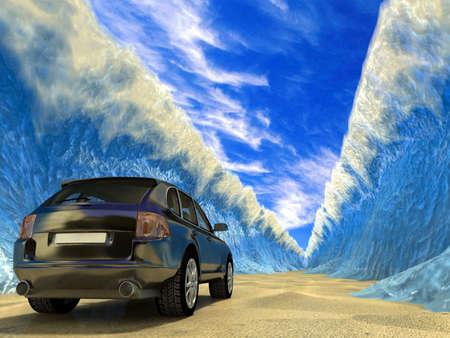 Super Auto Standard-Bild