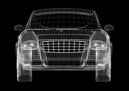 Car model photo