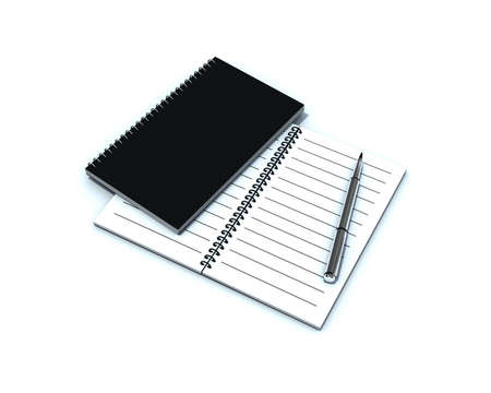 Notepad photo