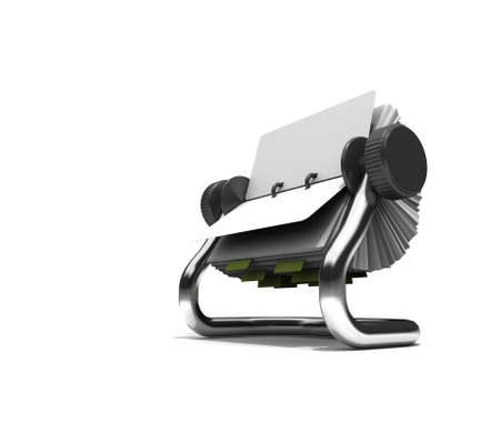 Rolodex photo