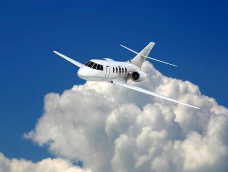 Flugzeug Standard-Bild - 17270068