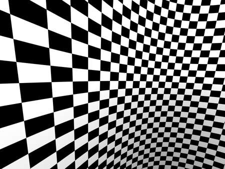 Checkered texture 3d background photo