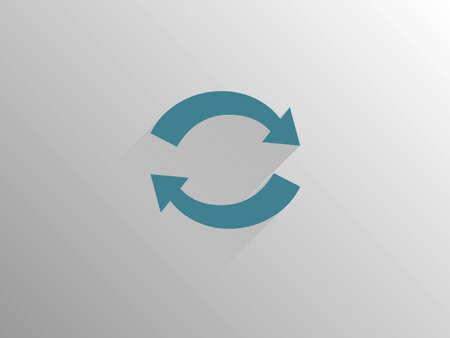 c�clico: Piso icono larga sombra del c�clico