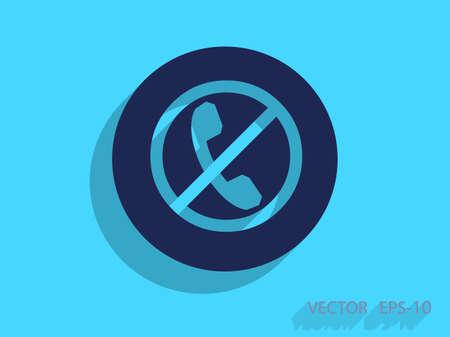 interdiction telephone: d�sactiver l'ic�ne du t�l�phone