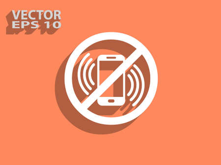 phone ban: turn off phone icon