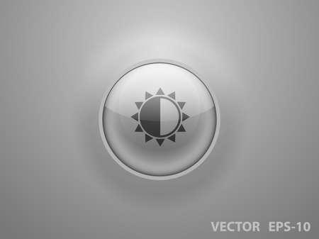 brightness: Brightness icon