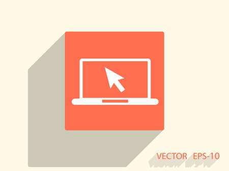 cursor: Internet cursor icon