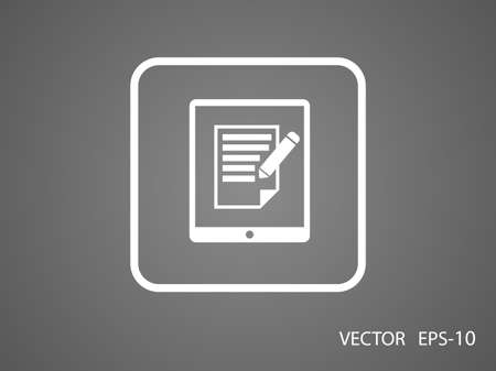 touchpad: touchpad notes icon