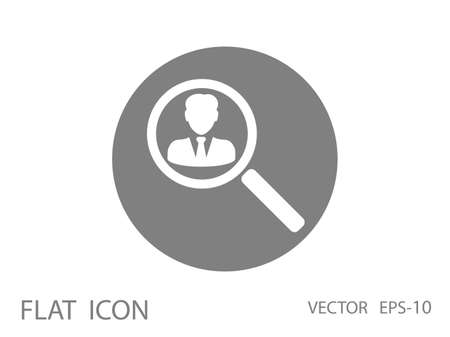 to find: find contact icon
