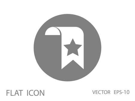 favorite: Favorite bookmark icon