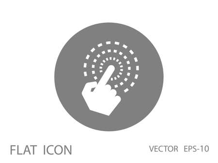 hand touch: Hand Touch icon