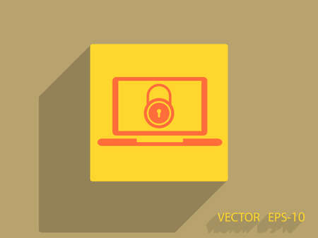security icon: Internet security icon