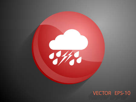meteorology: weather icon