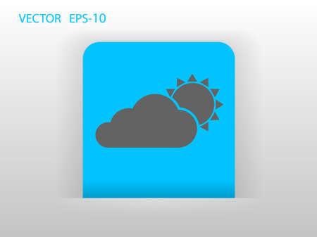 weekly: weather icon