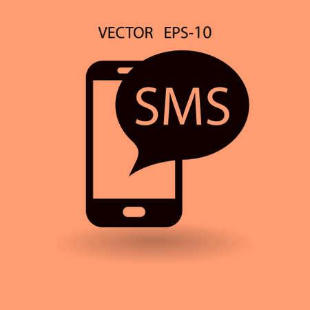 sms: sms icon