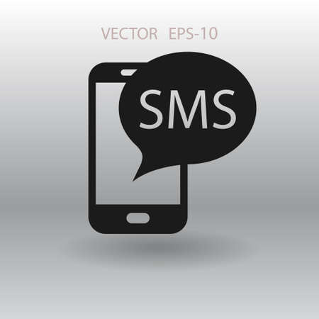 sms: sms icon