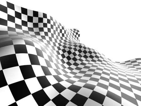 Checkered texture background illustration Stock Photo